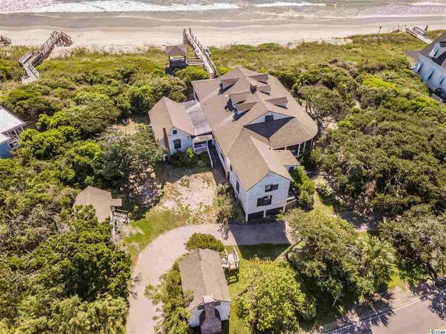 546 Myrtle Ave., Pawleys Island, SC 29585 (MLS #2106222) :: The Lachicotte Company