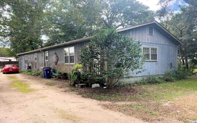 419 Pine Dr. N, Surfside Beach, SC 29575 (MLS #2106253) :: The Litchfield Company