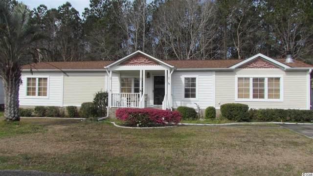 1007 Weslin Creek Dr., Myrtle Beach, SC 29588 (MLS #2106255) :: Jerry Pinkas Real Estate Experts, Inc