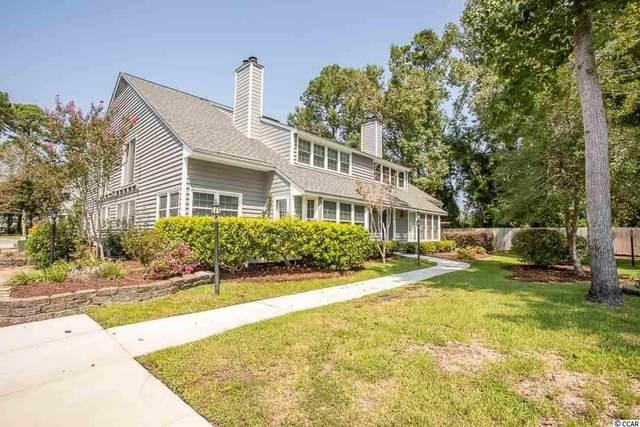 1208 Benna Dr. 5-B, Myrtle Beach, SC 29577 (MLS #2106268) :: Surfside Realty Company