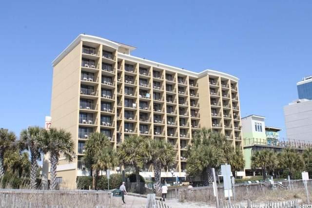 1200 N Ocean Blvd. #901, Myrtle Beach, SC 29577 (MLS #2106279) :: Hawkeye Realty