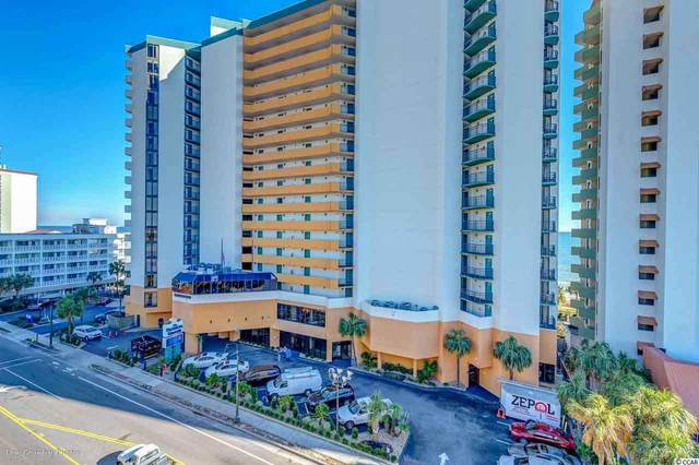 2710 N Ocean Blvd. #1510, Myrtle Beach, SC 29577 (MLS #2106282) :: Sloan Realty Group
