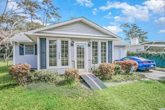 504 14th Ave. S, North Myrtle Beach, SC 29582 (MLS #2106286) :: Jerry Pinkas Real Estate Experts, Inc