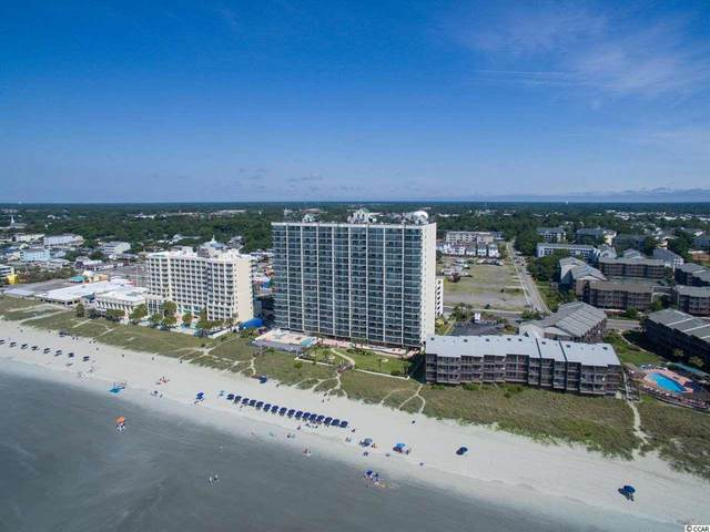 102 N Ocean Blvd. #1809, North Myrtle Beach, SC 29582 (MLS #2106293) :: Dunes Realty Sales