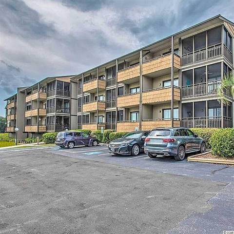 9501 Shore Dr. A-301, Myrtle Beach, SC 29572 (MLS #2106294) :: Jerry Pinkas Real Estate Experts, Inc