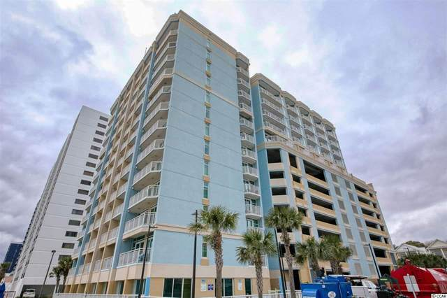 2501 S Ocean Blvd. #1115, Myrtle Beach, SC 29577 (MLS #2106297) :: Surfside Realty Company