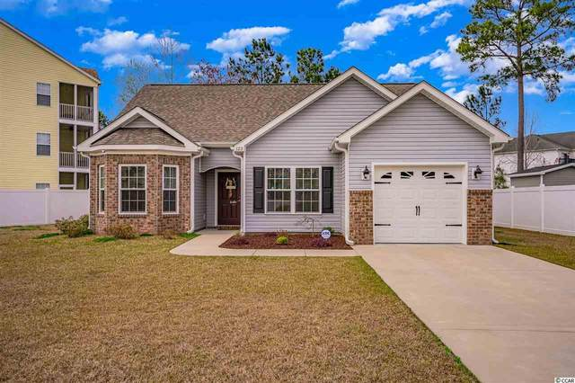 123 Fountain Pointe Ln., Myrtle Beach, SC 29579 (MLS #2106307) :: Jerry Pinkas Real Estate Experts, Inc