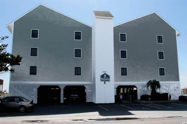 502 N Waccamaw Dr. #101, Murrells Inlet, SC 29576 (MLS #2106311) :: Surfside Realty Company