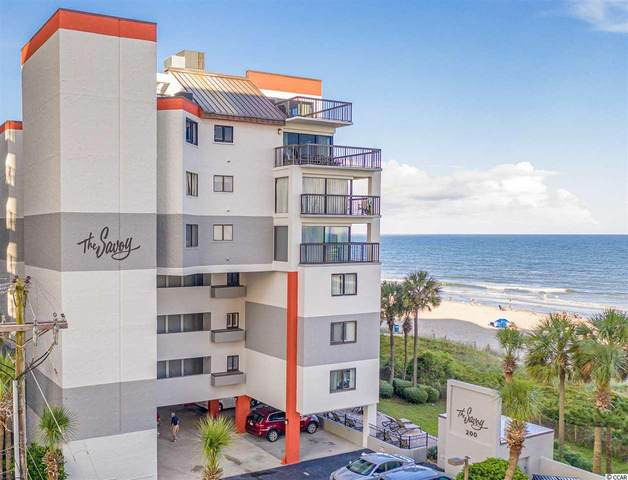200 72nd Ave. N #302, Myrtle Beach, SC 29572 (MLS #2106316) :: Surfside Realty Company