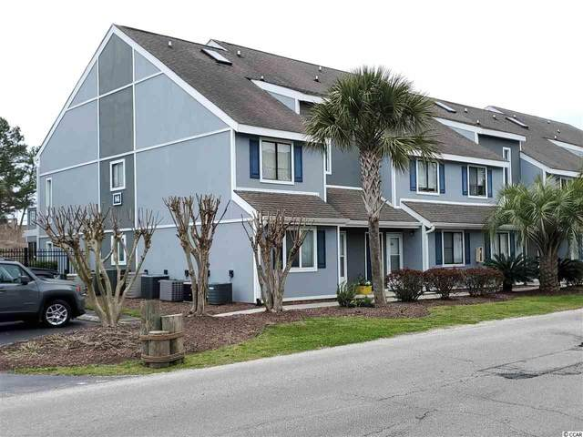 1891 Colony Dr. 14M, Surfside Beach, SC 29575 (MLS #2106319) :: Armand R Roux | Real Estate Buy The Coast LLC
