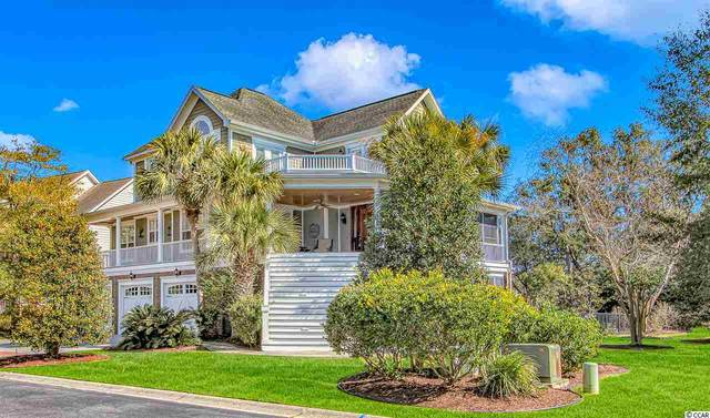 9 Gasparilla Circle, Murrells Inlet, SC 29576 (MLS #2106329) :: Jerry Pinkas Real Estate Experts, Inc