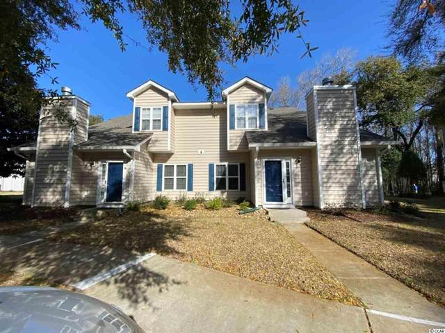 503 20th Ave. N 4-D, North Myrtle Beach, SC 29582 (MLS #2106348) :: James W. Smith Real Estate Co.