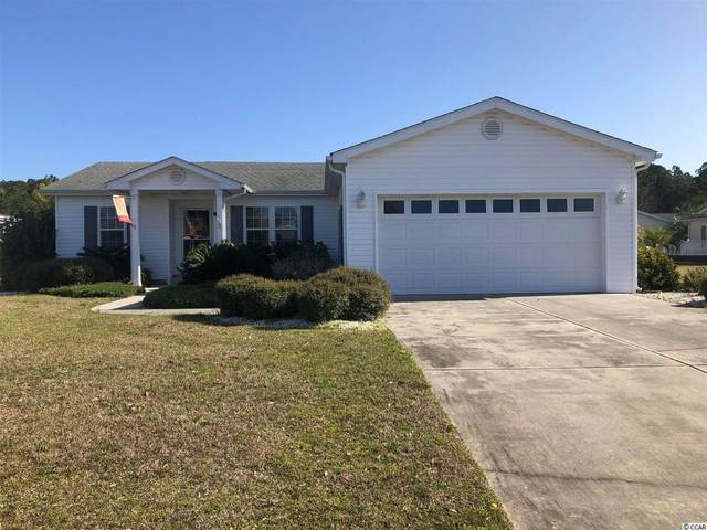 157 Lakeside Crossing Dr., Conway, SC 29526 (MLS #2106363) :: Surfside Realty Company