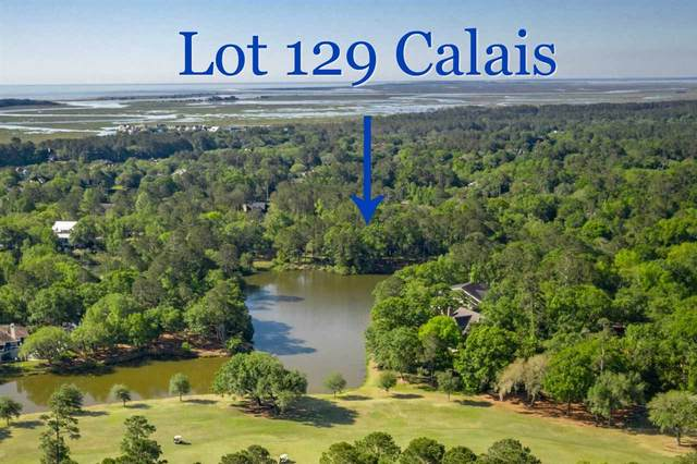 Lot 129 Calais Ave., Georgetown, SC 29440 (MLS #2106368) :: The Litchfield Company