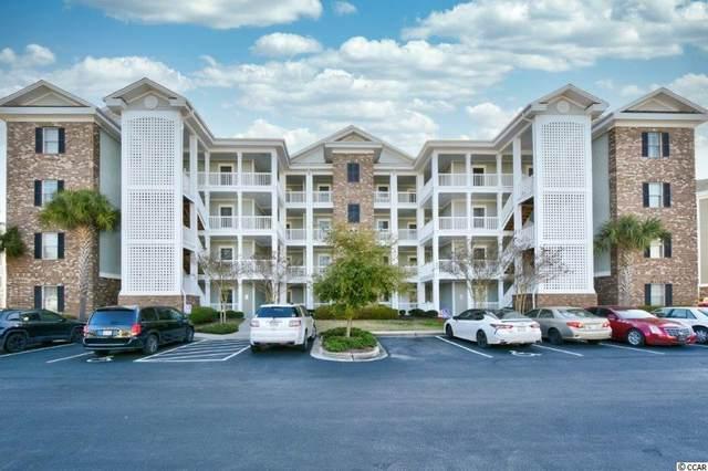 4828 Magnolia Lake Dr. #202, Myrtle Beach, SC 29577 (MLS #2106370) :: The Litchfield Company