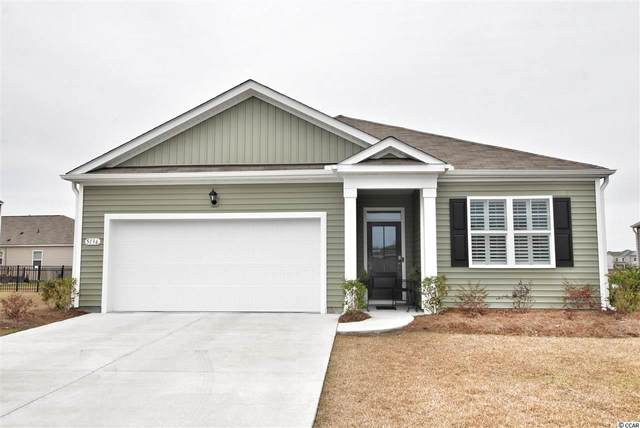 5136 Wavering Place Loop, Myrtle Beach, SC 29579 (MLS #2106381) :: Team Amanda & Co