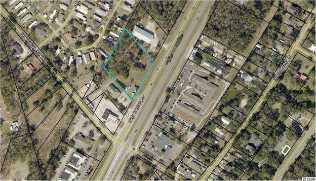 5100 Highway 17 Bypass, Murrells Inlet, SC 29576 (MLS #2106383) :: Sloan Realty Group