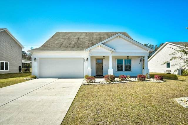 472 Mattamushkeet Dr., Little River, SC 29566 (MLS #2106395) :: Surfside Realty Company