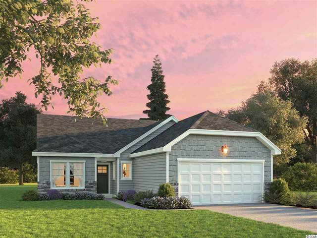 32 Grove Park Loop, Murrells Inlet, SC 29576 (MLS #2106409) :: The Litchfield Company