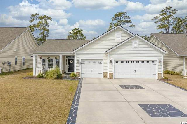 741 Cherry Blossom Dr., Murrells Inlet, SC 29576 (MLS #2106428) :: Surfside Realty Company