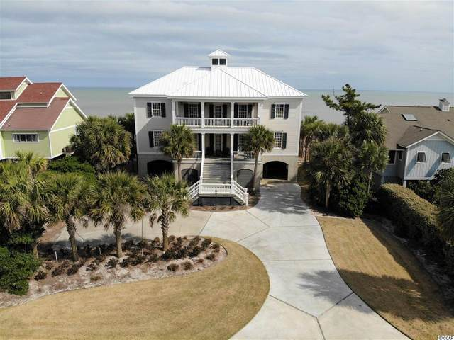 2135 S Waccamaw Dr., Garden City Beach, SC 29576 (MLS #2106445) :: The Litchfield Company