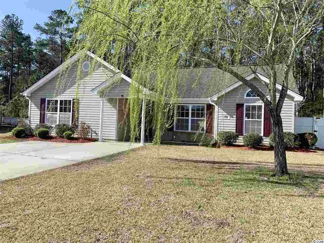 816 Dunoway Ct., Myrtle Beach, SC 29572 (MLS #2106453) :: Surfside Realty Company