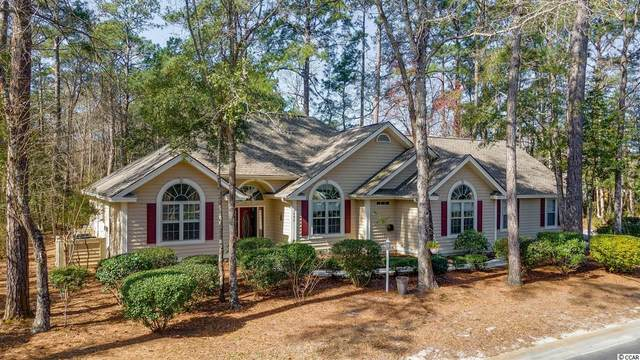 1406 Brigantine Rd., North Myrtle Beach, SC 29582 (MLS #2106462) :: The Litchfield Company