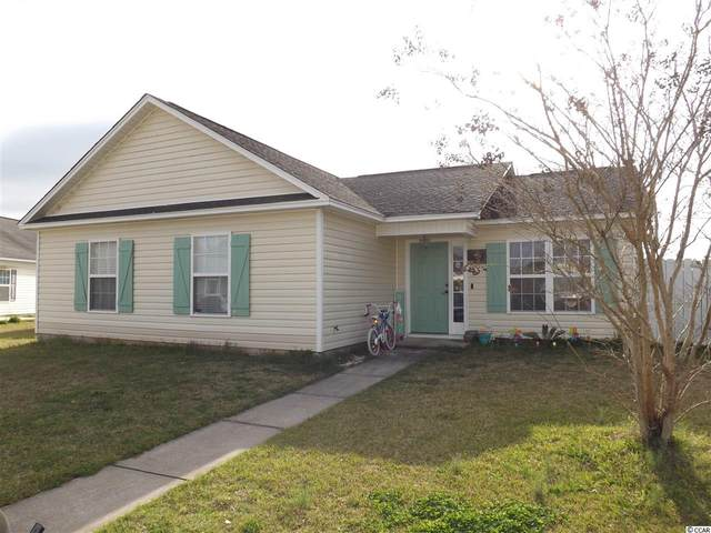 1104 Blue Juniper Ct., Conway, SC 29527 (MLS #2106494) :: Surfside Realty Company