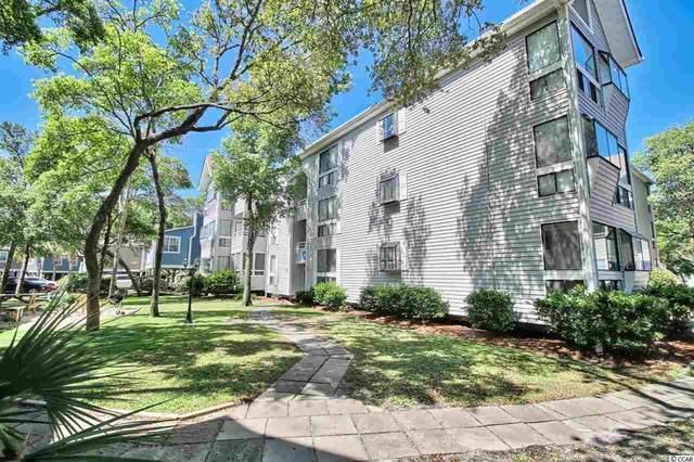 351 Lake Arrowhead Rd. #508, Myrtle Beach, SC 29572 (MLS #2106509) :: James W. Smith Real Estate Co.
