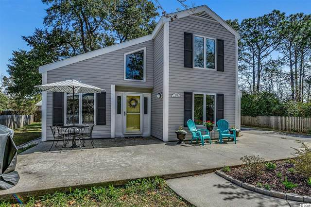 1914 Lake View Circle, Myrtle Beach, SC 29575 (MLS #2106510) :: The Litchfield Company