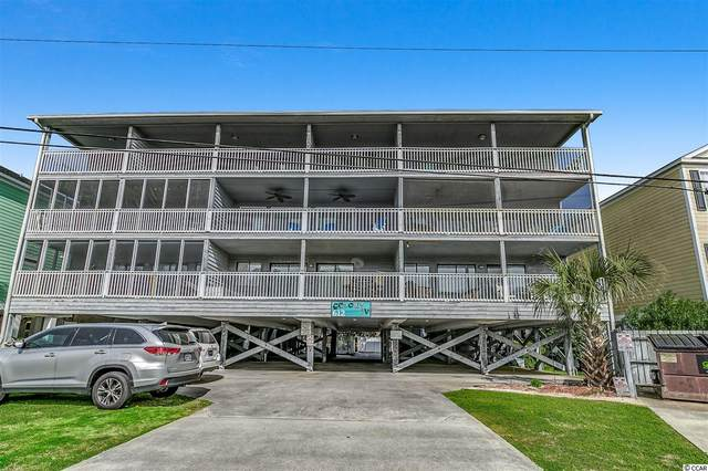 612 N Ocean Blvd. #302, Surfside Beach, SC 29575 (MLS #2106520) :: The Litchfield Company