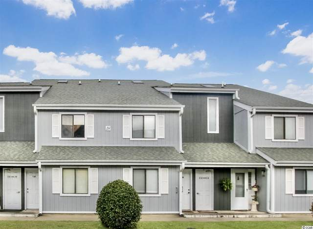3700 Golf Colony Lane 18-H, Little River, SC 29566 (MLS #2106523) :: The Litchfield Company