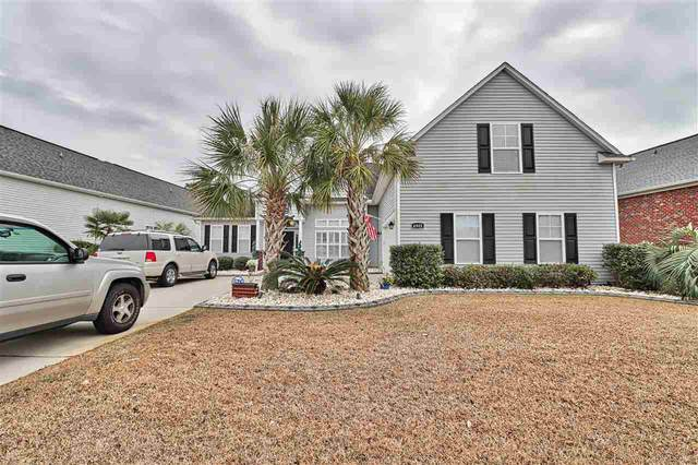 4905 Stonegate Dr., North Myrtle Beach, SC 29582 (MLS #2106528) :: Armand R Roux | Real Estate Buy The Coast LLC