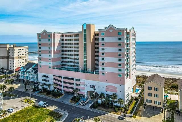 5700 N Ocean Blvd. #1209, North Myrtle Beach, SC 29582 (MLS #2106534) :: The Litchfield Company