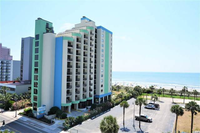 2310 Ocean Blvd. N #607, Myrtle Beach, SC 29577 (MLS #2106557) :: Sloan Realty Group
