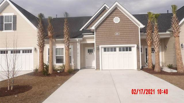 700 Sovereign Ct. #37, Myrtle Beach, SC 29588 (MLS #2106585) :: The Litchfield Company