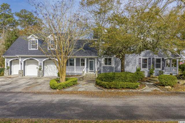 4600 Marion Circle, North Myrtle Beach, SC 29582 (MLS #2106594) :: The Litchfield Company