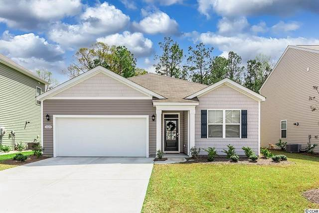 1024 Laurens Mill Dr., Myrtle Beach, SC 29579 (MLS #2106595) :: Team Amanda & Co
