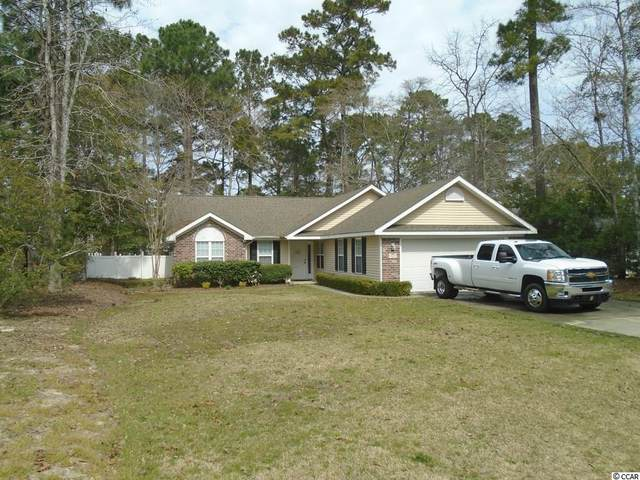 315 St. Andrews Ln., Myrtle Beach, SC 29588 (MLS #2106602) :: Sloan Realty Group