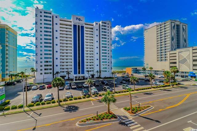 2511 S Ocean Blvd. #505, Myrtle Beach, SC 29577 (MLS #2106606) :: Team Amanda & Co