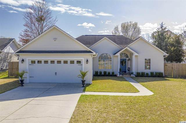 1140 Meadowoods Dr., Murrells Inlet, SC 29576 (MLS #2106615) :: The Litchfield Company