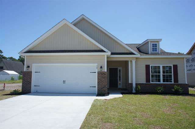 570 Rycola Circle, Surfside Beach, SC 29575 (MLS #2106640) :: James W. Smith Real Estate Co.