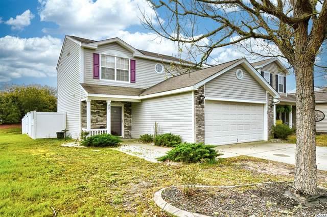 801 Silvercrest Dr., Myrtle Beach, SC 29579 (MLS #2106669) :: Armand R Roux | Real Estate Buy The Coast LLC