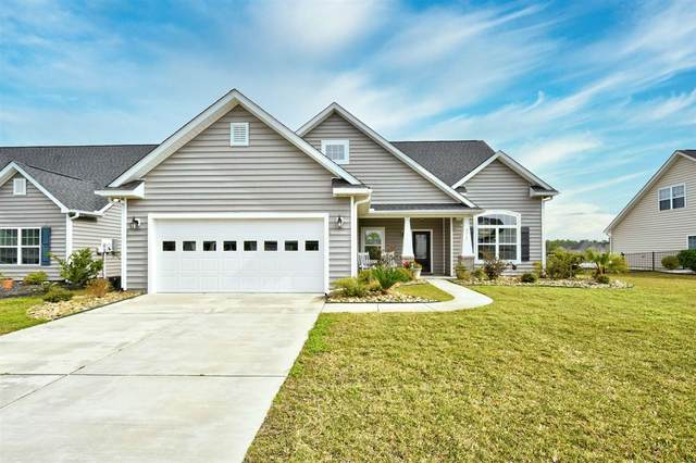 9312 Pond Cypress Ln., Myrtle Beach, SC 29579 (MLS #2106670) :: Surfside Realty Company