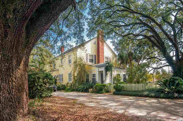 220 Duke St., Georgetown, SC 29440 (MLS #2106678) :: The Litchfield Company
