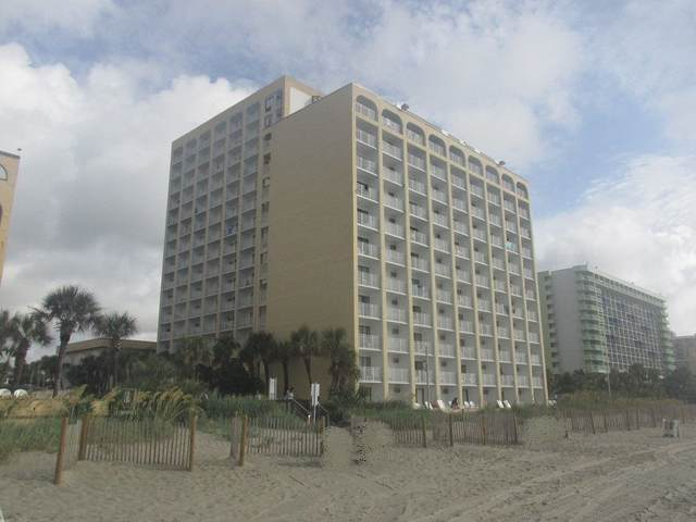 1207 S Ocean Blvd. #21108, Myrtle Beach, SC 29577 (MLS #2106693) :: The Litchfield Company