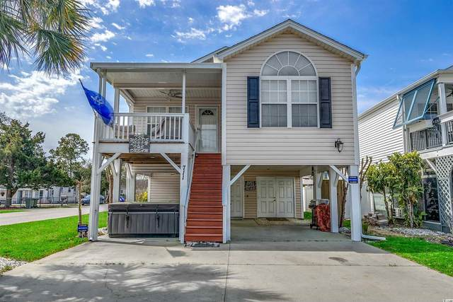 711 16th Ave. S, Surfside Beach, SC 29575 (MLS #2106710) :: Jerry Pinkas Real Estate Experts, Inc