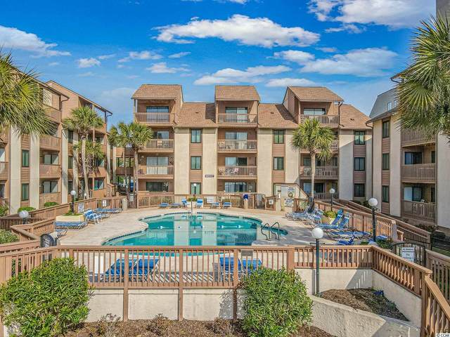 5515 N Ocean Blvd. #206, Myrtle Beach, SC 29577 (MLS #2106715) :: The Lachicotte Company