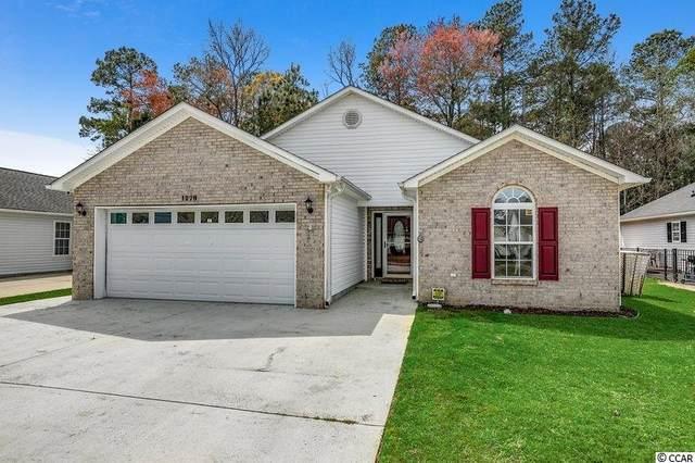 1278 Pollen Loop, Murrells Inlet, SC 29576 (MLS #2106726) :: Jerry Pinkas Real Estate Experts, Inc