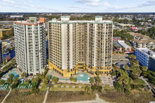 2710 N Ocean Blvd. #538, Myrtle Beach, SC 29577 (MLS #2106728) :: Jerry Pinkas Real Estate Experts, Inc